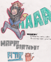 Happy -late- B-Day Fitri by Huytemen
