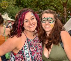 Cute Gals at the 2015 OCF 594 by DarrianAshoka
