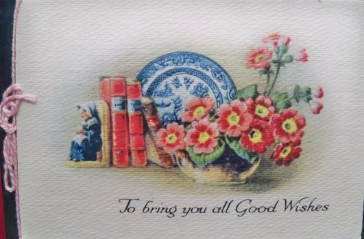 Good Wishes Card by specialoftheweek