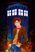 Time Lord by AwesomeShippuu