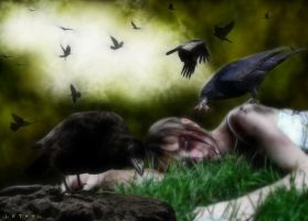 Murder of Crows by xx-Lethal-xx