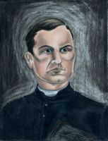Venerable Father Michael McGivney by Oswulf