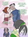 Toph's Urequited Love by MerulaGFM