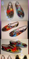 Shadouge Shoes by theOrangeSunflower
