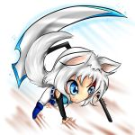 Chibi fighter! by rayray18