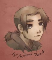 Jim Hawkins - Treasure Planet by eris212
