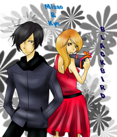 Kyo and Misao by Equestrian-Equine