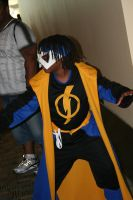 Static Shock by Witch-Hunter-87