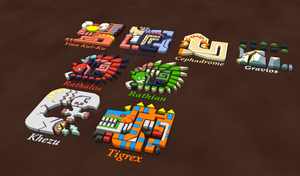 Monster Hunter Icons III by Gemneroth