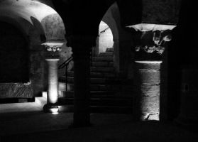 Cathedral of Bayeux - Crypt by UdoChristmann