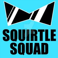 Squirtle Squad Design by JayFordGraphics
