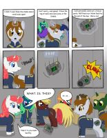 Fallout Equestria: THDC Issue 1 Page 3 by L9OBL
