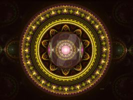 Grand Julian Mandala by patrx