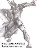 Necromancer by MikeErty
