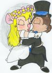 Chip and Gadget's Wedding 1 by nintendomaximus