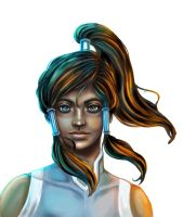 Korra by EverchangingArt
