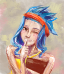 Levy Mcgarden by KimikoPL