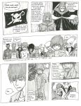 TWD Forum Comic Mind Games Part 2 Page 1 by UzumakiIchigoY2K