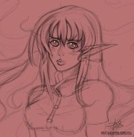 Rona WIP by Thesis-D