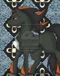 Shadow Pony by CathyMouse2010