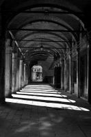 Archways of Venice by TonallyTormented