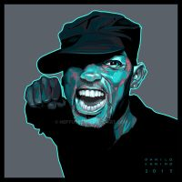 - Will Smith -   Digital portrait. by neptune82