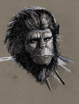 Cornelius Planet of the Apes! by Gossamer1970