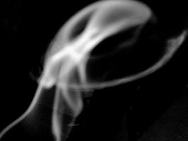 Smoke Series 001 --- Wraith by thanatopsis-mortis
