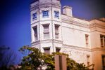 Lomography-Style Building by moRITZy