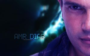 Amr Diab Wide Wallpaper by t-fUs