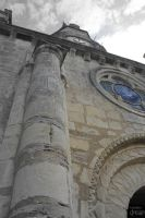 Church of St Denis d'Oleron by AuroraxCore
