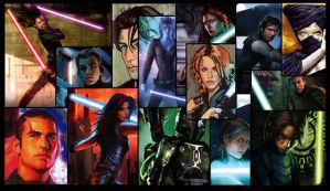 Legacy of the Force by stranger86