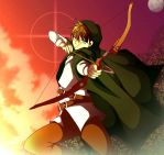Robin Hood by SECONDARY-TARGET