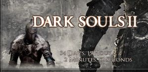Countdown for Dark Souls 2 PC release 1.1 by nokothesage
