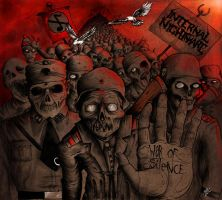 Internal nightmare cd cover FINISHED by BaMbAm1985