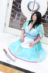 Katsucon, the new Wonderland by NiennaSurion