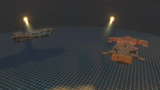 Aerial Assault Map Overview by SketchyBehavior