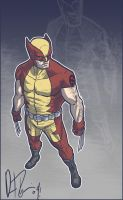 PRT: Wolverine RUNNER UP by dio-03