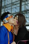 Obito and Rin by Climbintospace