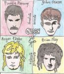 Queen / Hot Space by HannyAngel