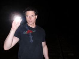 Zak Bagans by LunaRage
