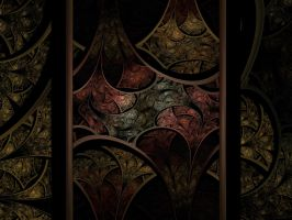 Metal Lattice by fractal2cry