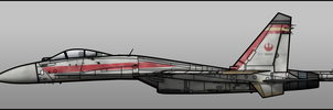 Rebel Alliance Su-27 by Jetfreak-7