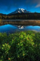 Reflection Lake by porbital