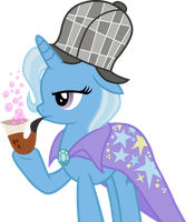 Trixie - The Great and Clever Detective by Firestorm-CAN