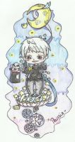 Aph Prussia : My little Magician by Lex-Miero