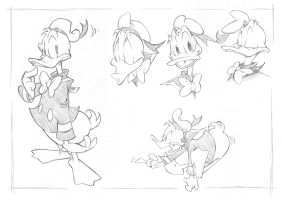 Disney - Paperino by uger
