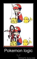 Pokemon Logic by soulfox360