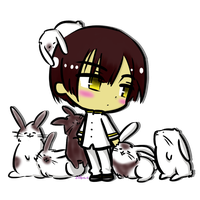 -PC1:JapanAndRabbits- by RobicTheEscapist