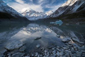 Hooker Lake by StevenDavisPhoto